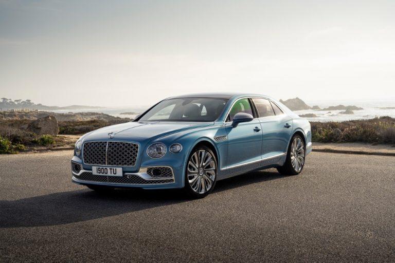 Bentley julkisti kaikkien aikojen ylellisimmän Flying Spur -mallin