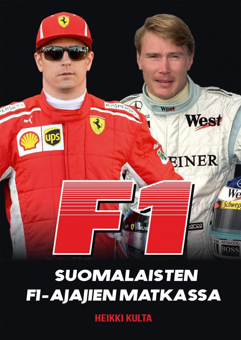 Legendaarinen F1-toimittaja käy läpi suomalaisen F1-historian