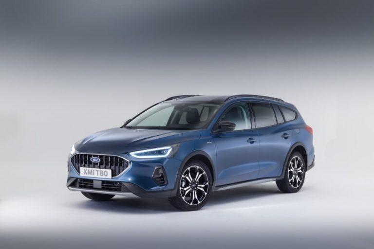Uusi Ford Focus tulee Suomeen ensi keväänä