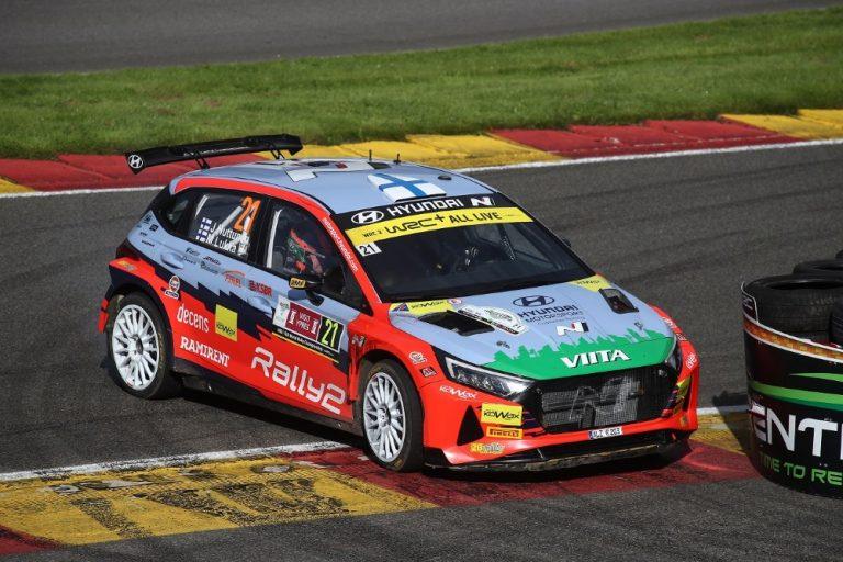 WRC: Jari Huttusen rallikausi jatkuu Espanjassa