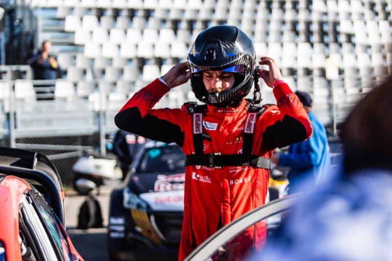 Juha Rytkösellä nousujohteinen kisa Belgian MM-rallicrossissa