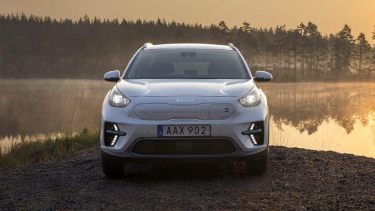 Kia Ruotsin rekisteröidyin automerkki syyskuussa
