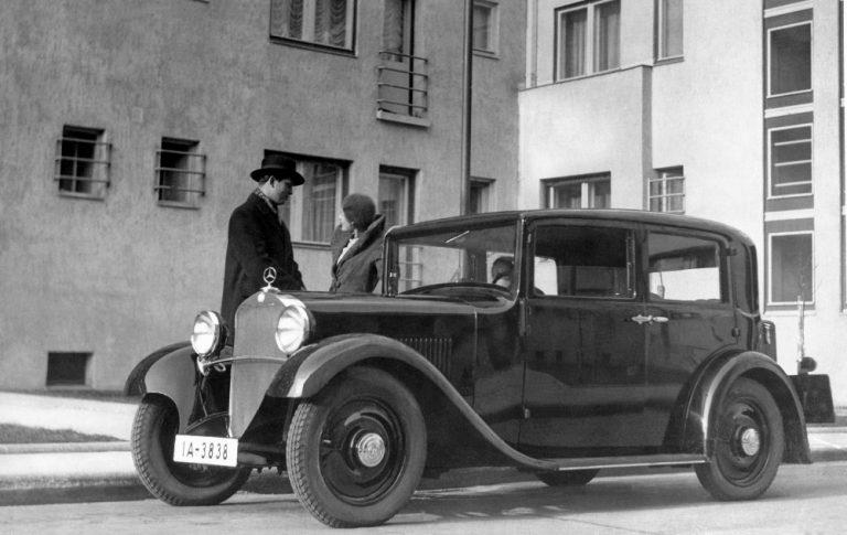 Historian havinaa: 90 vuotta Mercedes-Benzin C-sarjan edeltäjän debyytistä