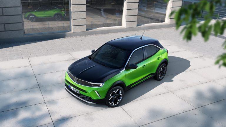 Opel monipuolisella mallistolla ensi vuoteen
