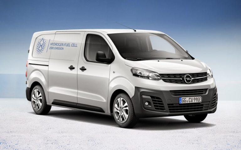 Opel Vivarosta vetykäyttöinen versio