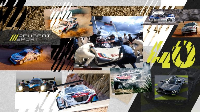 Historian havinaa: Peugeot Sport on toiminut 40 vuotta