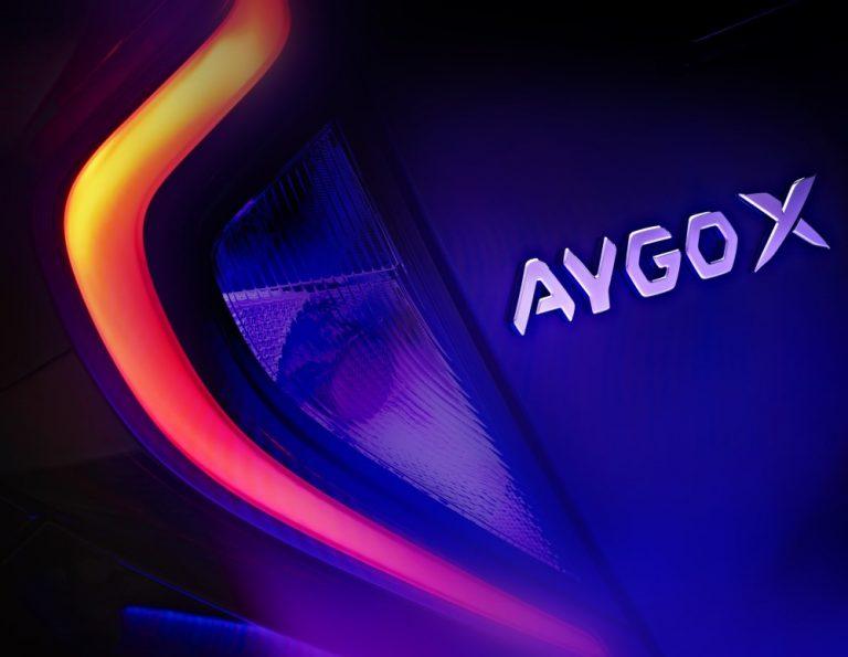 Toyotan tuleva uusi kompakti crossover sai nimen — Aygo X