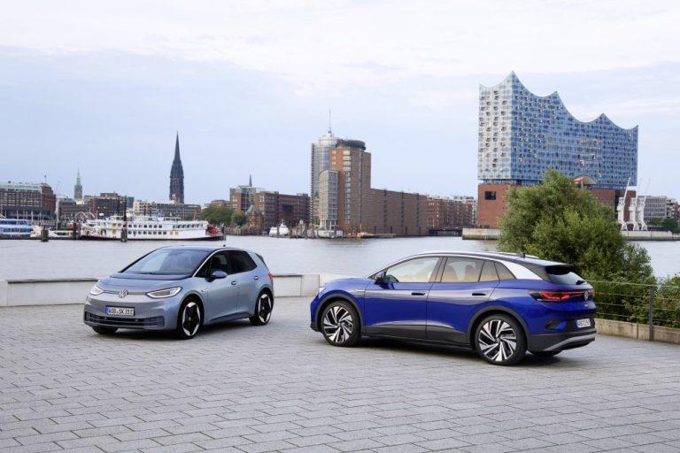 Volkswagenin täyssähköautoja rekisteröity tänä vuonna jo yli 2 000 kappaletta